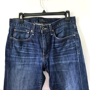 Lucky Brand 121 Heritage slim jeans size 31